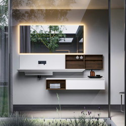 Nyù 3 | Bath shelving | Ideagroup