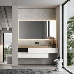 Nyù 9 | Vanity units | Ideagroup