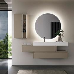 Nyù 11 | Wall cabinets | Ideagroup