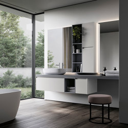 Nyù 12 | Wall cabinets | Ideagroup