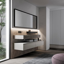 Nyù 13 | Bath shelving | Ideagroup