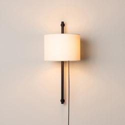 Twain 6904 + 3904 + 3905 | Lampade parete | Milán Iluminación