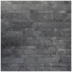 Slate-Lite Riemchen | Riemchen Nero | Wand Furniere | Slate Lite