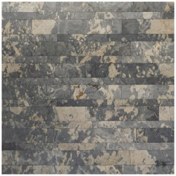Slate-Lite Stacking Stones | Riemchen Rustique | Placages | Slate Lite