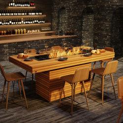Gin 90 (Bar) | Chimeneas sin humo | EcoSmart Fire