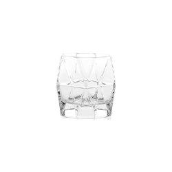 Diamond glass - SET of 2 pieces   Glasses   Purho