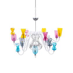 K1 chandelier 16 lights | Chandeliers | Purho