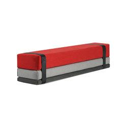 Bavul Bank und Bett | Sitzbänke | Prostoria