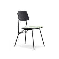 Strain Stuhl mit Kissen | Stühle | Prostoria