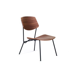 Strain low chair | Poltrone | Prostoria
