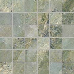 9Cento | Raggio Verde Mosaico | Ceramic tiles | Keope