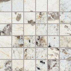 9Cento | Riflesso Bianco Mosaico | Keramik Fliesen | Keope