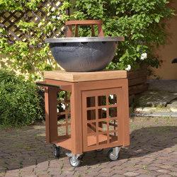 Foculus small 65 | Barbecues | La Castellamonte