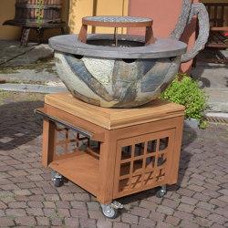 Foculus medium 80 | Barbecues | La Castellamonte