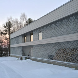 Lace Fence | Facade systems | REDFORT