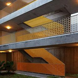 Dedots | Systèmes de façade | REDFORT