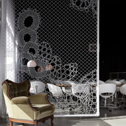Lace Fence | Privacy screen | REDFORT