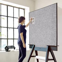 UIL pinboard | Flip charts / Writing boards | StudioVIX
