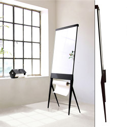 STRUIS Designboard black | Flip charts / Writing boards | StudioVIX