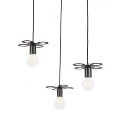 KLAVER three suspended lamps | Suspended lights | StudioVIX