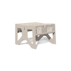 Chalidor 100 Stool Bench 600 | Sgabelli | BENKERT-BAENKE