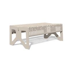 Chalidor 100 Stool Bench 1200 | Bancos | BENKERT-BAENKE