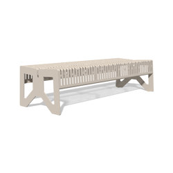 Chalidor 100 Stool Bench 1800 | Bancos | BENKERT-BAENKE