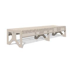 Chalidor 100 Stool Bench 2400 | Bancos | BENKERT-BAENKE