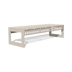 Chalidor 300 Stool Bench 1840 | Bancos | BENKERT-BAENKE