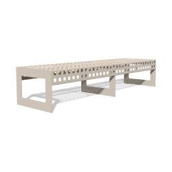 Chalidor 300 Stool Bench 2340   Benches   BENKERT-BAENKE