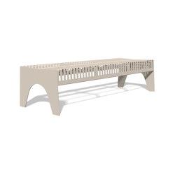 Chalidor 500 Stool Bench 1825 | Panche | BENKERT-BAENKE