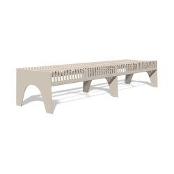 Chalidor 500 Stool Bench 2410   Benches   BENKERT-BAENKE