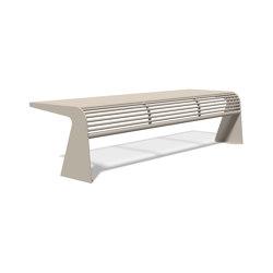 Siardo 20 R Stool Bench 1800 | Bancos | BENKERT-BAENKE