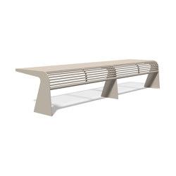 Siardo 20 R Stool Bench 2400 | Bancos | BENKERT-BAENKE