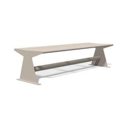 Siardo 40 R Stool Bench 1800 | Benches | BENKERT-BAENKE