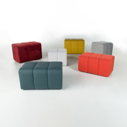 Bond hocker | Pufs | Bert Plantagie