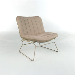 Draat lounge chair   Armchairs   Bert Plantagie