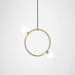 Drops Pendant - Small | Suspended lights | Marc Wood Studio