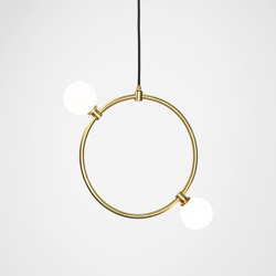Drops Pendant - Small | Suspended lights | Marc Wood Studio