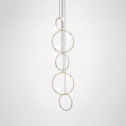 Drops Cluster - 5 Piece | Lampade sospensione | Marc Wood Studio