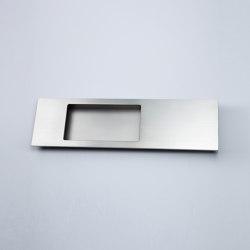 GS-10 | Flush pull handles | Werding