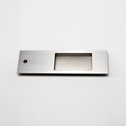 GS-10 PZ | Flush pull handles | Werding