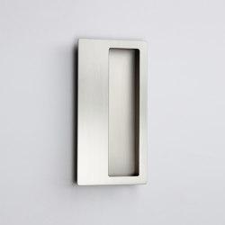 GS-11 | Flush pull handles | Werding