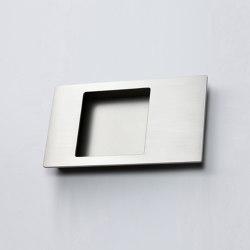 GS-12 | Flush pull handles | Werding