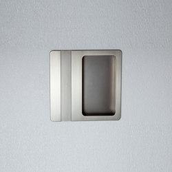 GS-164 | Flush pull handles | Werding