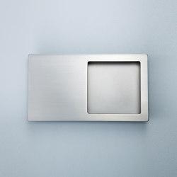 GS-72 | Flush pull handles | Werding