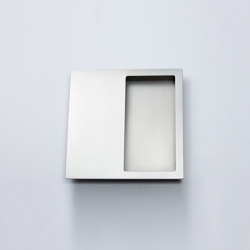 GS-73 | Flush pull handles | Werding