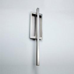 GS-74 | Flush pull handles | Werding