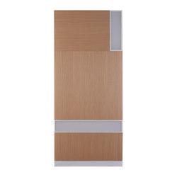Bisa Panel Oak (With White Led Lighting Element) | Wood panels | Mikodam
