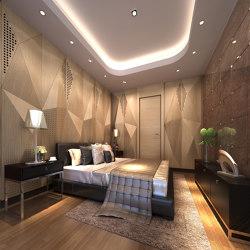 Geta Panel-A Oak With Mix Perforation | Wood panels | Mikodam